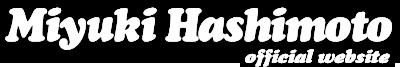 Miyuki Hashimoto official website